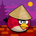 憤怒的小鳥季節版中秋月圓