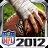 橄榄球大赛2012 NFL Pro 2012