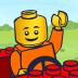 乐高玩具 LEGO® App4+