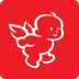 红孩子母婴-icon