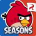鎰ゆ�掔殑灏忛笩瀛h妭鐗� Angry Birds Seasons