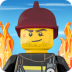 涔愰珮鏁戠伀闃� LEGO City Fire Hose Frenzy