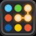 圆点连接 Glow Dots