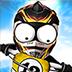 火柴人下坡:越野摩托车 Stickman Downhill - Motocross