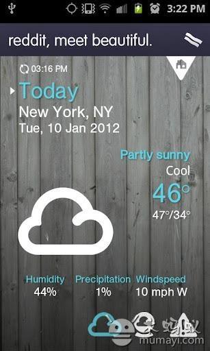 一周天气 1Weather V4.0.6