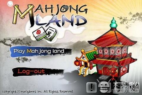 上海麻将 Mahjong Land V1.0.1