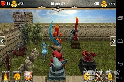 神灵塔防 Gods and Towers V0.5.33