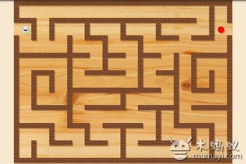 儿童简单迷宫图案