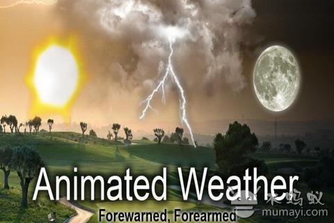 動畫天氣 Animated Weather Pro V6.1.4