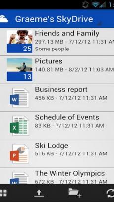 OneDrive官方版 V4.12(AprilBeta6)