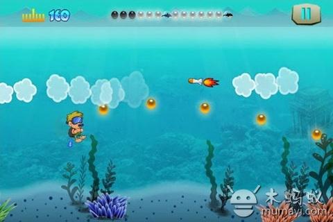 海底神庙逃亡 deep sea