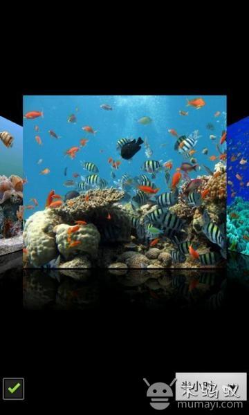 3d海底世界动态壁纸v2.4