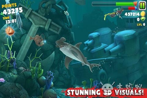 食人鲨之进化 Hungry Shark Evolution V1.3.5