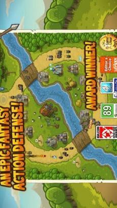 王国保卫战 Kingdom Rush V1.9.3