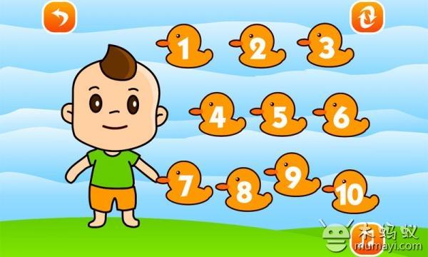 宝宝早教-数鸭子,认数字 v1.0