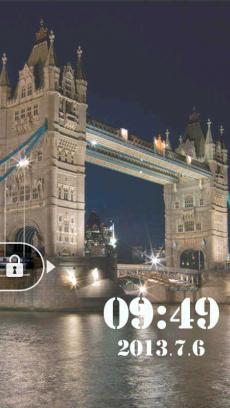 伦敦夜景锁屏壁纸v1.2.3