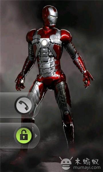 钢铁侠腿部原理机械结构图