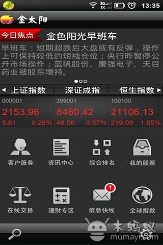 金太阳炒股软件 V4.7.0