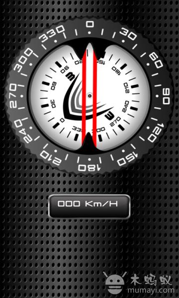 指北针 compass