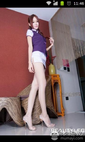 美女模特档案v115 休闲娱乐 竖