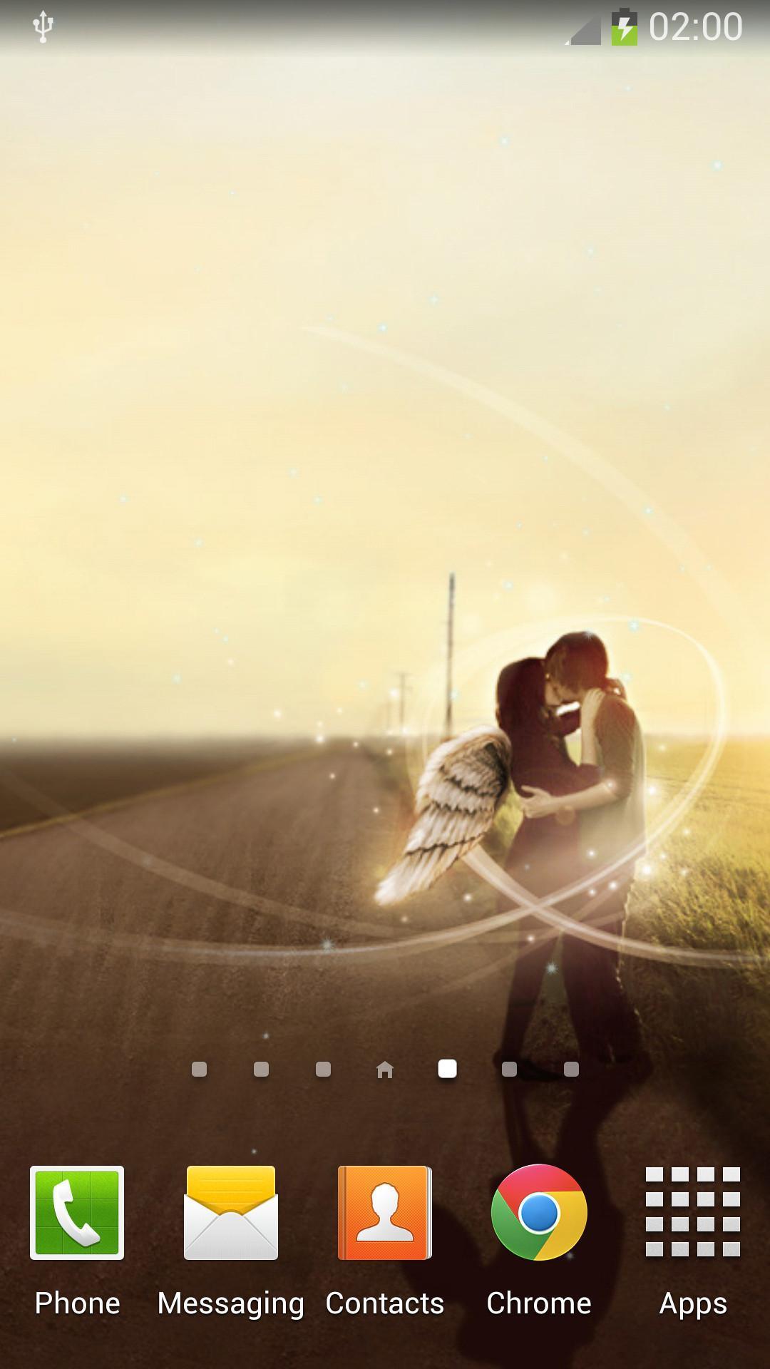 浪漫爱情动态壁纸下载