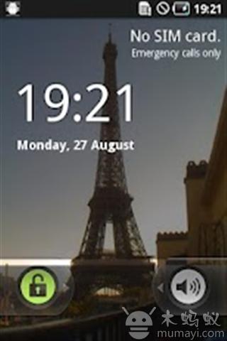 巴黎艾菲尔铁塔壁纸v1.3