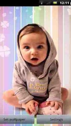 可爱的宝宝动态壁纸 v1.2.