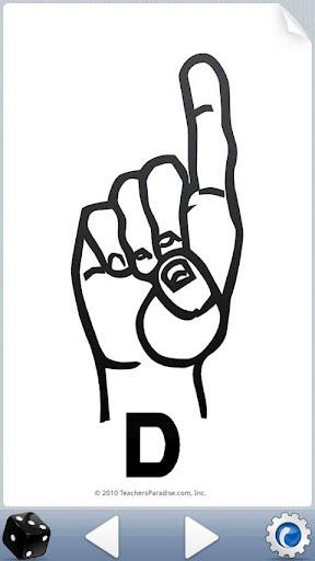 美国手语手语 v3.