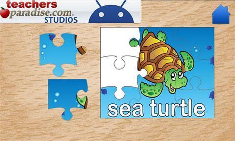 儿童海洋动物拼图下载_儿童海洋动物拼图手机版下载
