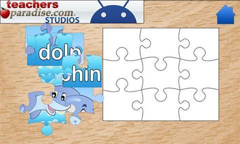 儿童海洋动物拼图下载