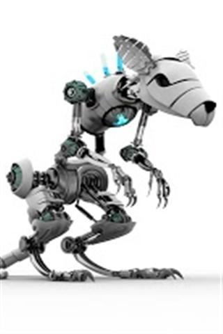 动物机器人动态壁纸下载