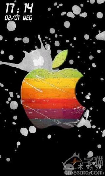 apple高清动态壁纸锁屏