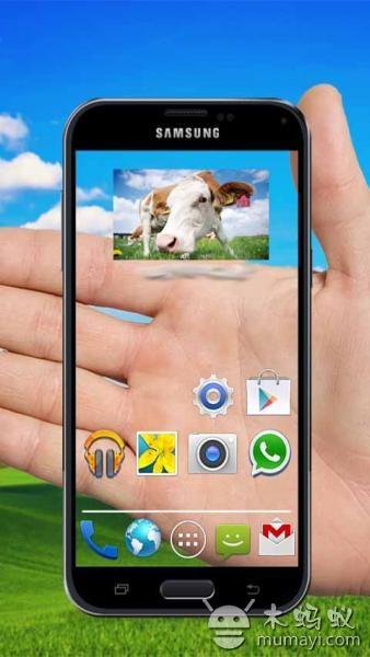 透明手机v1.7_主题壁纸