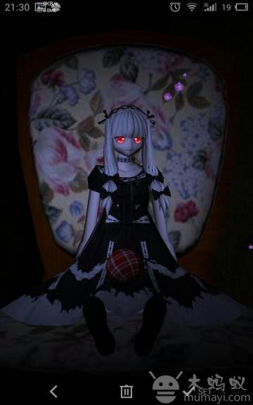 幽灵木偶-梦象动态壁纸下载