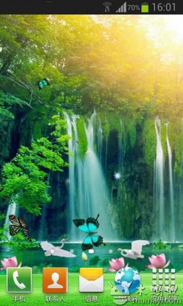 3d山水风景动态壁纸下载_3d山水风景动态壁纸手机版_.