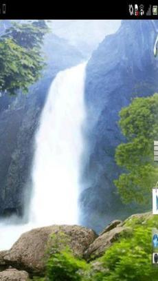 壁纸 风景 旅游 瀑布 山水 桌面 230_408