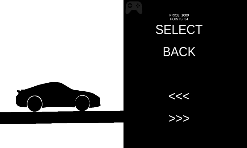 黑白赛车 v1.