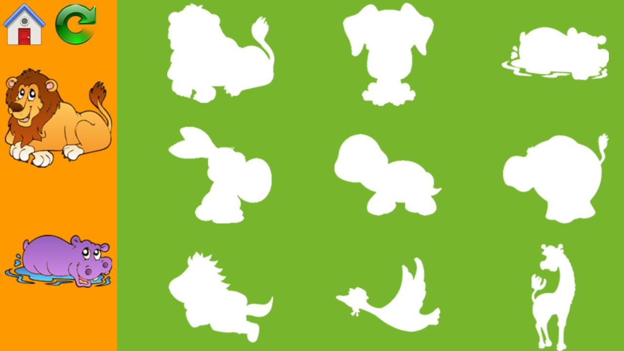 宝宝拼图识动物 v1.