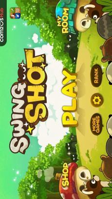 猴子也疯狂 Swing Shot V1.00.08