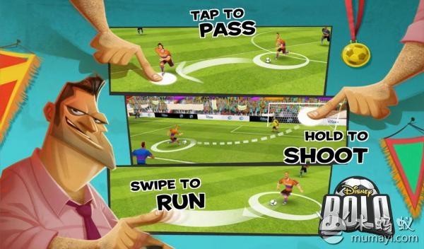迪士尼足球Disney Bola Soccer V1.1.4