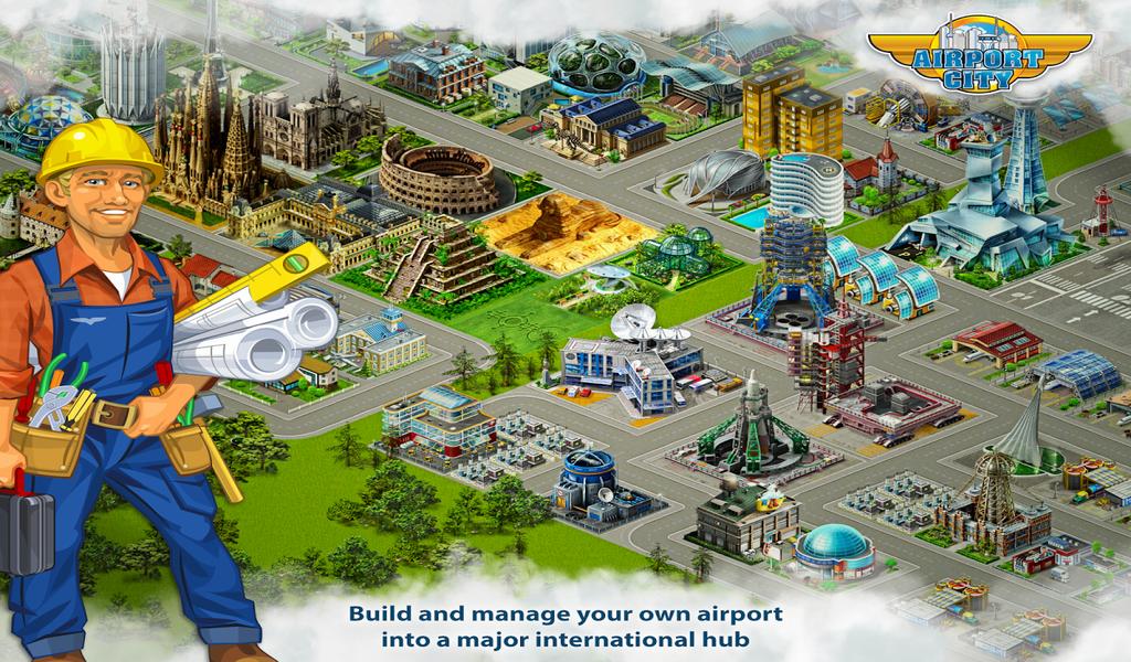 空港达人(Airport City)是一款Android平台经营类游戏,玩法类似于疯狂机场2,在这里你要建立自己的私人机场,控制数百航班!管理你的机场,让航班旅行到地球的每一个角落,你会遇到来自世界各地的有趣的人。 【游戏目标】 - 建立机库和跑道; - 把飞机开到世界最远的角落; - 解锁新的关卡和购买新的飞机类型; 空港达人 Airport City 无限金币版手机版截图