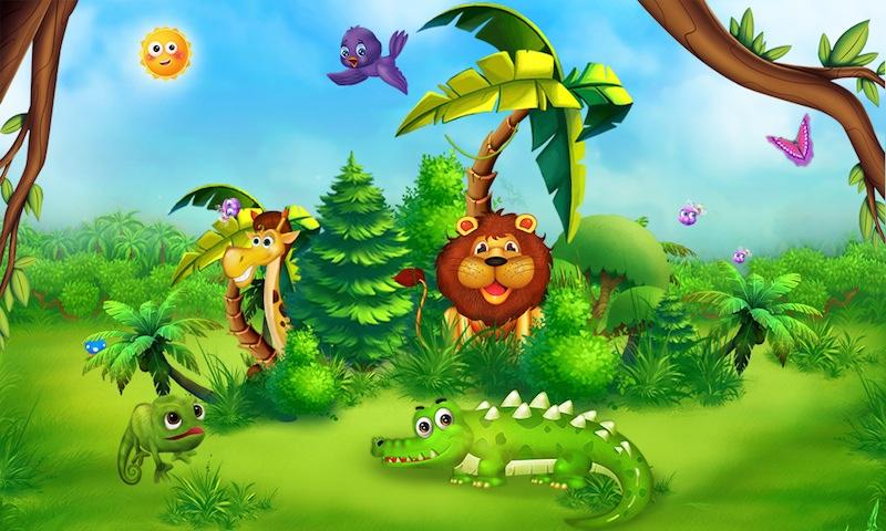 我的小动物动物园为孩子 v1.0.