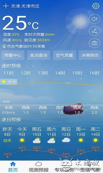 天津气象 VV1.1.8