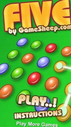 彩色五子棋v1.0_策略棋牌图片