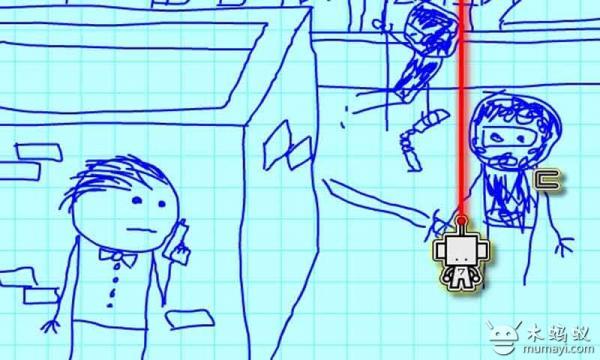 纸箱机器人是一款android平台非常可爱的一款游戏哦,游戏中你要控制