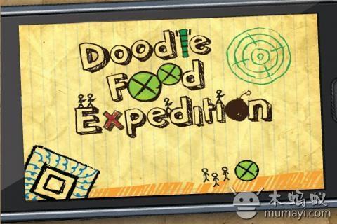 涂鸦食物远征汉化版 Doodle Food Expedition V2.4