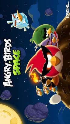 愤怒的小鸟太空版 Angry Birds Space V2.0.1
