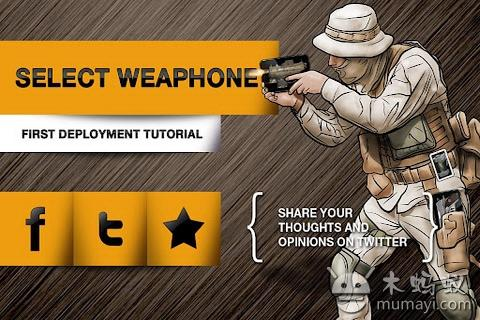 真实武器模拟器 Weaphones: Firearms Simulator V2.2.1