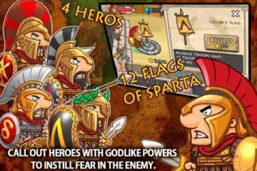 斯巴达之荣耀 Glory of Sparta-截图