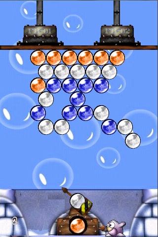 游戏截图   泡泡龙是一款经典的泡泡消除小游戏
